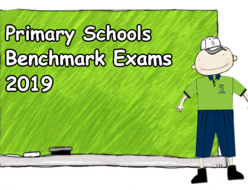 End of Primary Benchmark Exams 2019